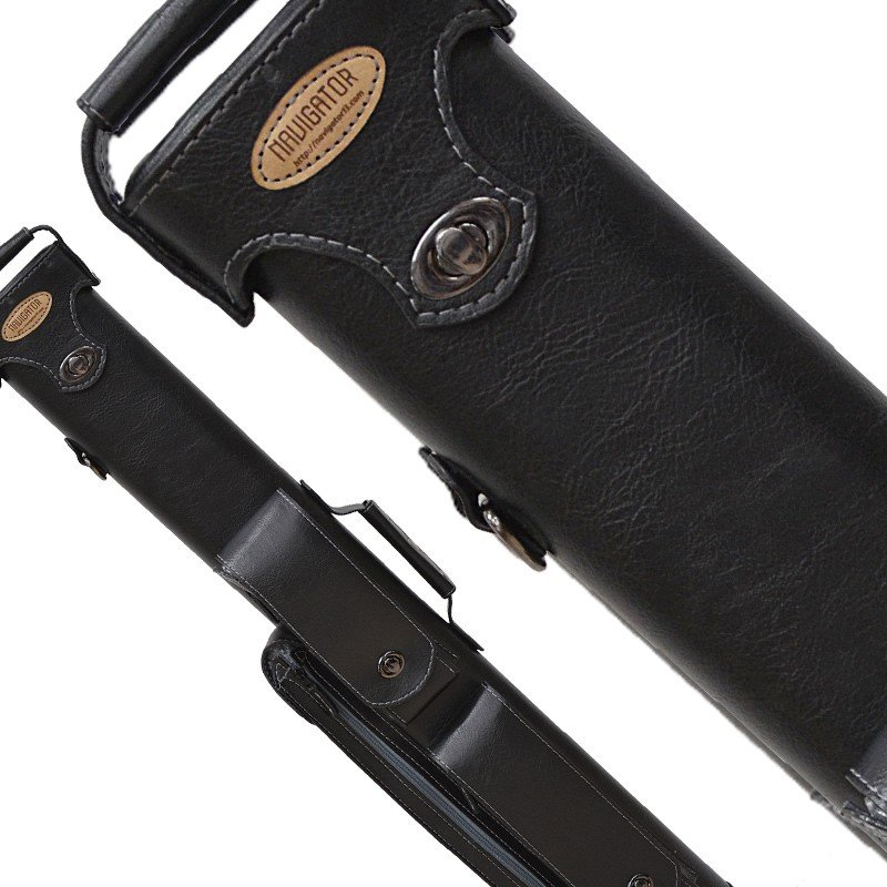 ビリヤード キューケース NAVIGATOR 【ナビゲーター】 キューケース 3バット4シャフト SLB-34 (Cue Case 3B4S) | ビリヤード キューケース