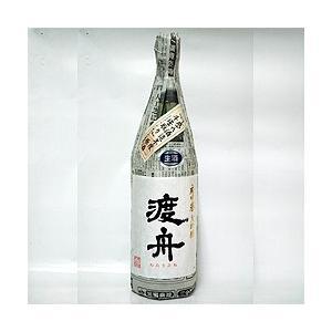 渡舟 平成三十酒造年度 大吟醸 斗瓶取り 原酒(生詰) 1.8L<化粧箱は付いておりません>