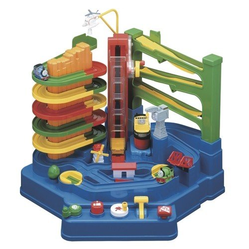 販売実績No.1 きかんしゃトーマス レッツゴー大冒険 DX おもちゃ こども 知育 勉強 3歳 子供 初回限定