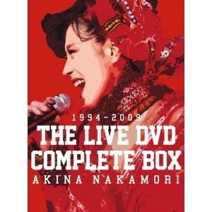 中森明菜 販売期間 限定のお得なタイムセール トラスト THE LIVE DVD COMPLETE BOX