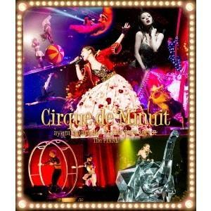 浜崎あゆみ ayumi hamasaki ARENA 定番から日本未入荷 TOUR 2015 A de 品質保証 Minuit Blu-ray 〜真夜中のサーカス〜 FINAL The Cirque