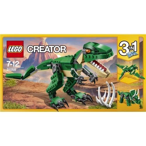 LEGO 31058 特価 激安特価品 クリエイター ダイナソー おもちゃ 子供 7歳 ブロック こども レゴ