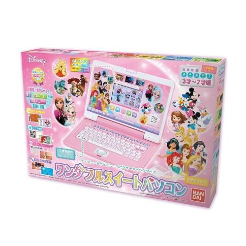 ディズニー ピクサーキャラクターズ ワンダフルスイートパソコン おもちゃ こども 3歳 子供 新作 新生活 ゲーム その他ディズニーキャラ