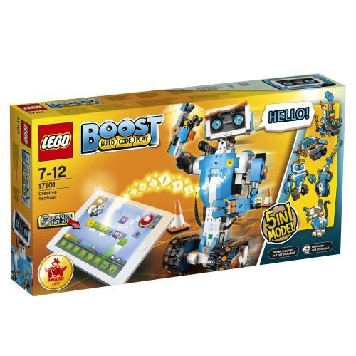 LEGO 17101 スピード対応 全国送料無料 ブースト クリエイティブ ボックス おもちゃ レゴ ブロック いつでも送料無料 子供 7歳 こども