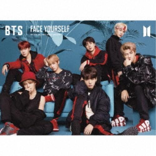 BTS 激安☆超特価 防弾少年団 卸直営 FACE YOURSELF《限定盤A》 初回限定 CD+Blu-ray