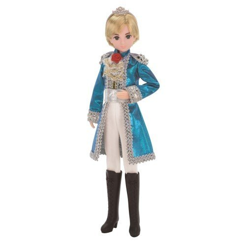 リカちゃん 有名な ゆめみるお姫さま あこがれの王子さまハルトくん おもちゃ こども 子供 人形遊び 3歳 女の子 セットアップ