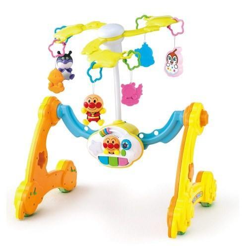 アンパンマン 8WAY ウォーカーまでへんしん よくばりメリー ※ラッピング ※ おもちゃ こども 0歳 ベビー 子供 勉強 ついに再販開始 知育