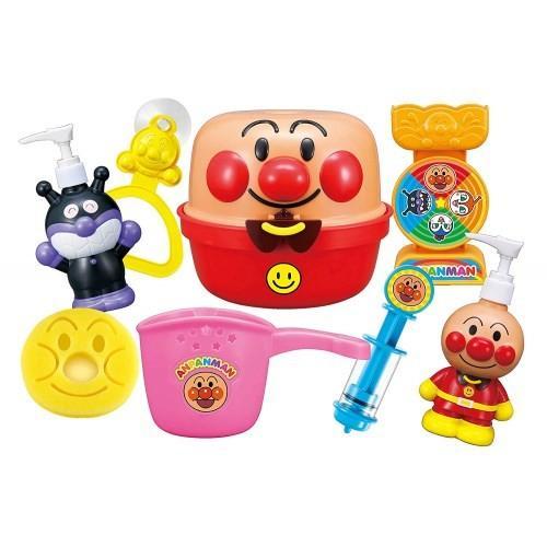 アンパンマン たのしい おふろセット おもちゃ 人気ショップが最安値挑戦 こども 勉強 ベビー 子供 3歳 知育 贈り物