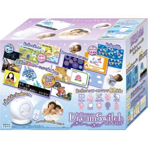 人気の製品 動く絵本プロジェクター Dream OUTLET SALE Switch ドリームスイッチ おもちゃ こども 子供 ベビー 3歳 知育 勉強