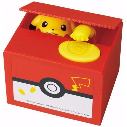 ピカチュウバンクおもちゃ 予約 雑貨 バラエティ スーパーセール期間限定 6歳 ポケモン