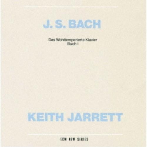 キース ジャレット J.S.バッハ:平均律クラヴィーア曲集第1巻 入手困難 CD 通販 初回限定