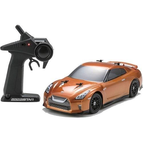 ゼロヨンスター 日産 GT-R おもちゃ こども 子供 ラジコン 8歳