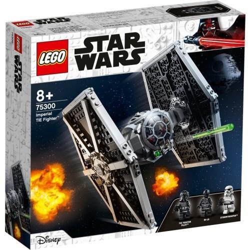 LEGO レゴ スター ウォーズ インペリアル タイ 75300おもちゃ ブロック こども 子供 《週末限定タイムセール》 ギフ_包装 ファイター TM