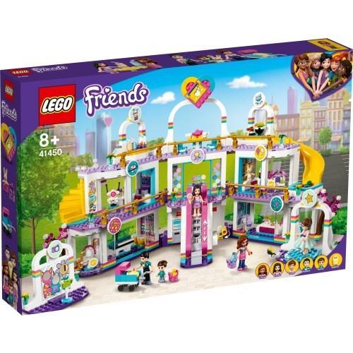 LEGO レゴ フレンズ ハートレイクシティのうきうきショッピングモール 倉庫 新色追加 41450おもちゃ 子供 8歳 ブロック こども