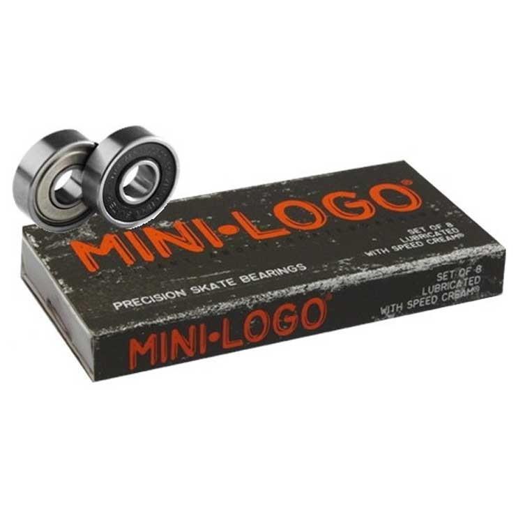 スケボー スケートボード ベアリング ミニロゴ MINI LOGO Bearings BONES/ボーンズ POWELL/パウエル|eshop