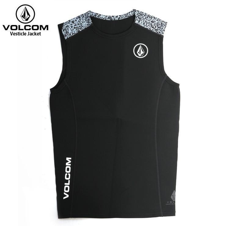 Volcom Mens Vesticle Wetsuit Jacket N1811800