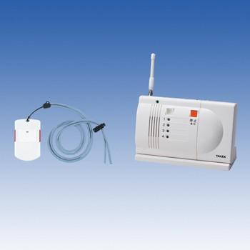 人気の春夏 竹中エンジニアリング 緊急呼出しセット ペンダント型送信機・卓上型受信機セット EC-2P(T) TAKEX, 越前かに職人 甲羅組 feb99723