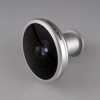 魚眼レンズ コンパクトデジタルカメラ用魚眼レンズ IDF-3|eshopmtc