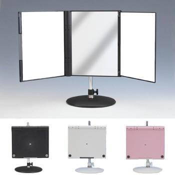 三面鏡 卓上型スタンド付三面鏡 セイルミラー MX-360ZS 送料込み eshopmtc
