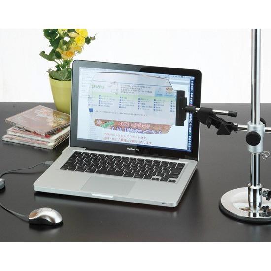 パソコン用ルーペ モニターレンズ ML-4000A 非球面ワイドレンズ使用|eshopmtc|02