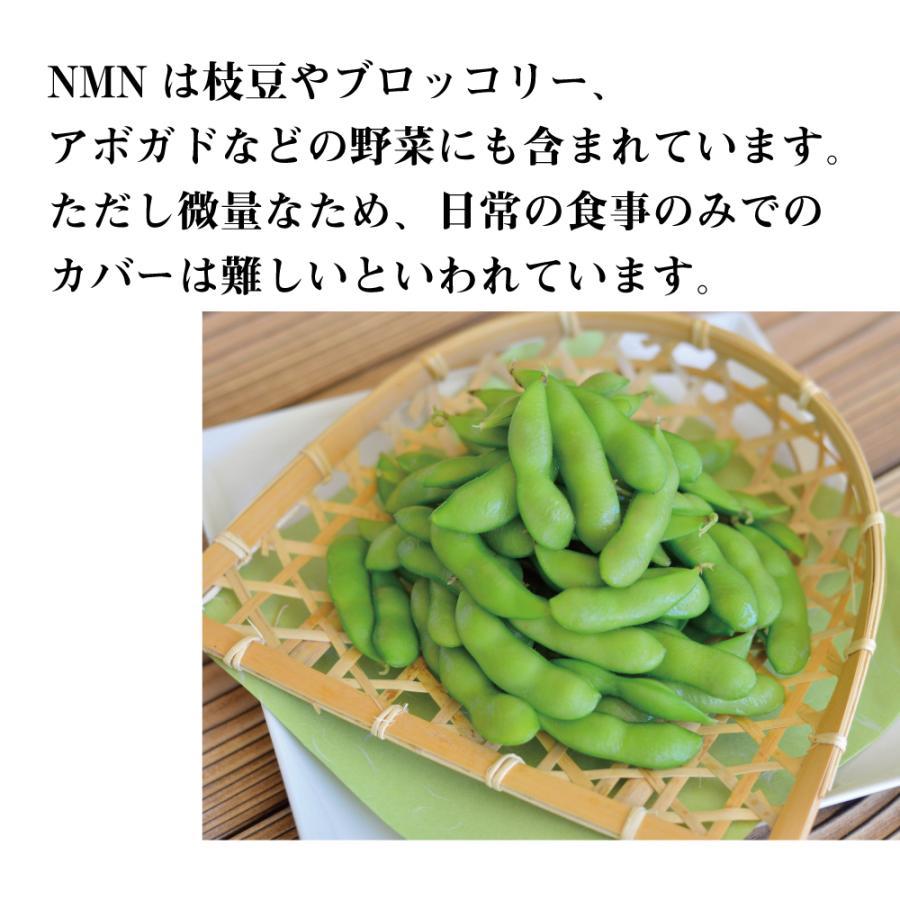 NMN サプリ 高純度 NMN3750 サプリメント 1粒312mg配合 1日1回30粒入り NAD 美容 ピュア|esndirect|03
