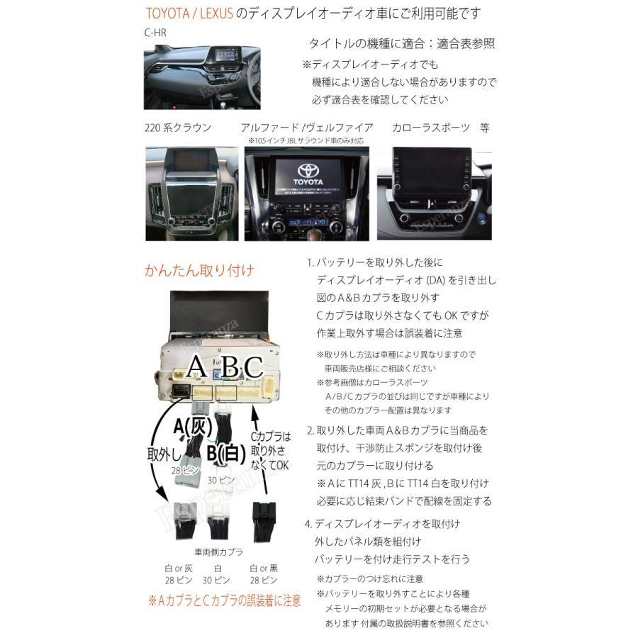 ディスプレイ オーディオ テレビ