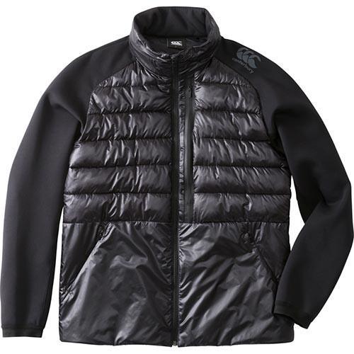 カンタベリー(CANTERBURY) クィーンズ インスレーション ジャケット QUEENS INSULATION JACKET ブラック RP78543 19 防寒 上着 トレーニング プラクティス