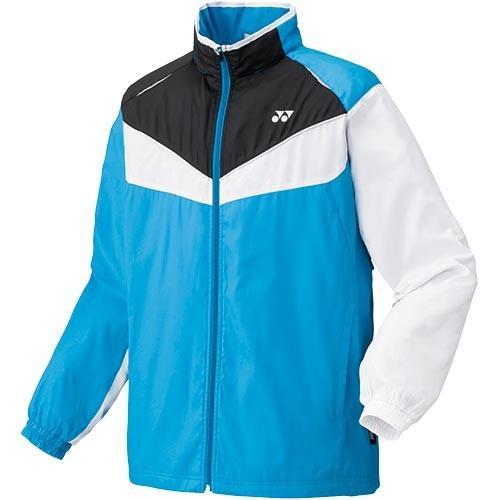 ヨネックス(YONEX) ユニセックス ウィンドウォーマーシャツ ビビットブルー 70049 474 テニスウェア ウィンドブレーカー アウター 長袖 メンズ/レディース