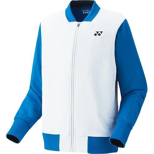 ヨネックス(YONEX) ユニセックス ニットウォームアップシャツ ディープブルー 50060 566 テニスウェア テニス・バドミントン メンズ レディース