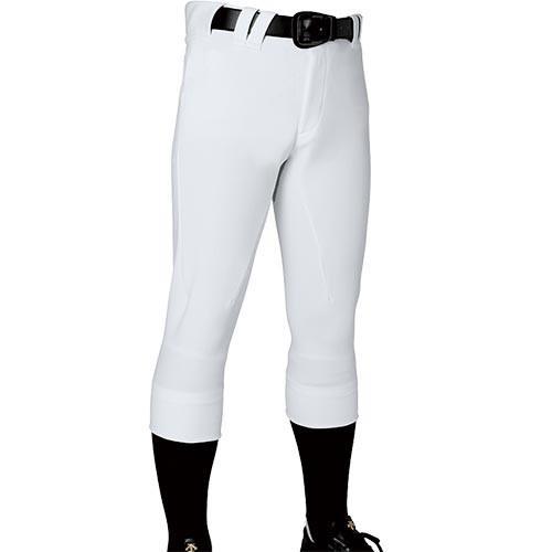 デサント(DESCENTE) メンズ 野球 レギュラーFITパンツ Sホワイト DBMLJD01 SWHT ウエア ユニフォーム パンツ ズボン ベースボール