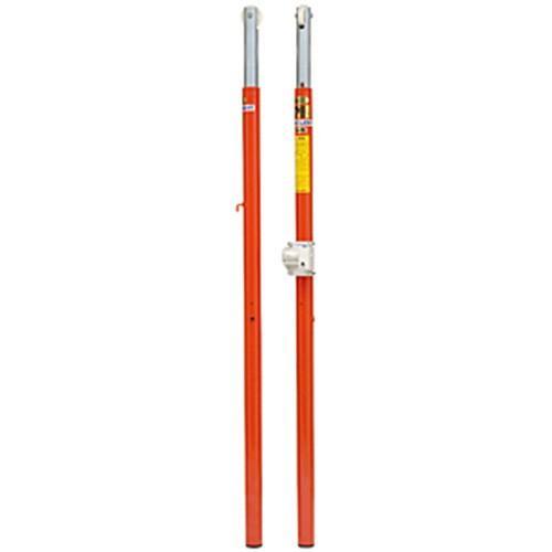 トーエイライト(TOEILIGHT) バレー支柱 AC-R B2801A バレーボール 球技 体育器具 多目的支柱 学校体育 施設