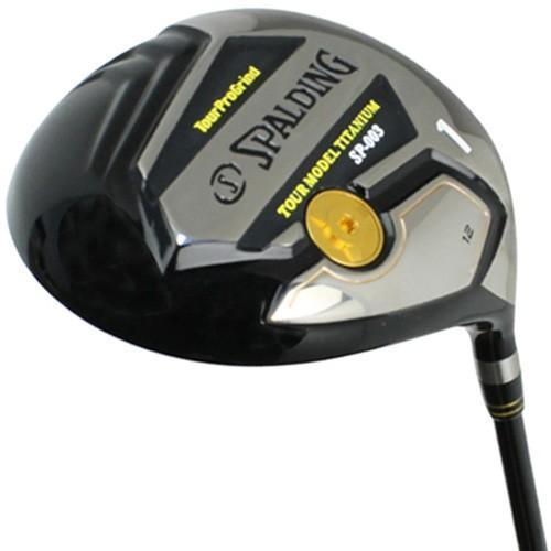 スポルディング (SPALDING) ゴルフクラブ 短尺 ドライバー ゴールド 12R SP-003D GD ゴルフ ゴルフ用品