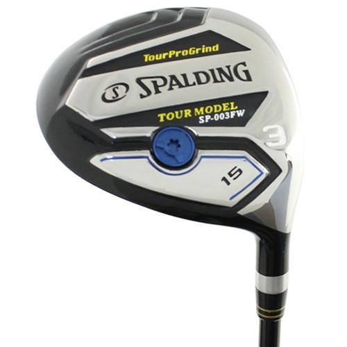 スポルディング (SPALDING) ゴルフクラブ 短尺 フェアウェイウッド 15° 3R SP-003FW ゴルフ ゴルフ用品