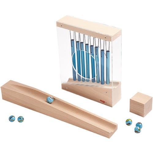 ハバ(HABA) チャイムトンネル HA5206 ベビー キッズ 木のおもちゃ 木工玩具 知育玩具 クリスマス プレゼント ベビー向け