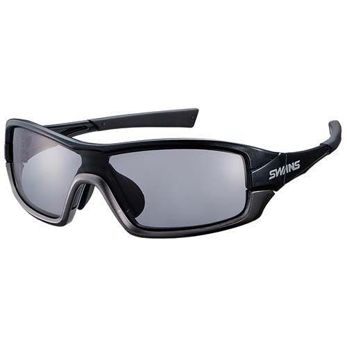 スワンズ(SWANS) ストリックス・アイ(STRIX・I) BK/GM STRIX I-0151 偏光サングラス スポーツ 球技 サイクリング 14
