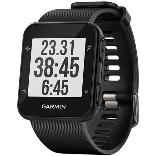ガーミン(GARMIN) ForeAthlete35J フォアアスリート 35J 黒 ブラック 010-01689-38 ランニングウォッチ 腕時計 トライアスロン 心拍計 活動量計 GPS 防水