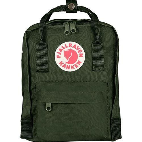 フェールラーベン(FJALL RAVEN) カンケン ミニ バッグ Kanken Mini 660-Forest-緑 23561 デイパック リュックサック ザック バックパック