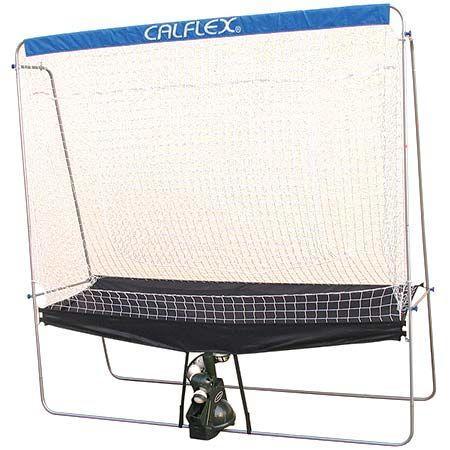 カルフレックス(CALFLEX) テニスセルフトレーナ連続ネット CTN-011 テニス 練習用具 上達グッズ アクセサリー