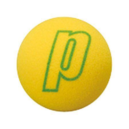 プリンス(Prince) スポンジボール 8.9 1ダース PL025 YGRN イエローグリーン テニス 設備 備品 コート用品