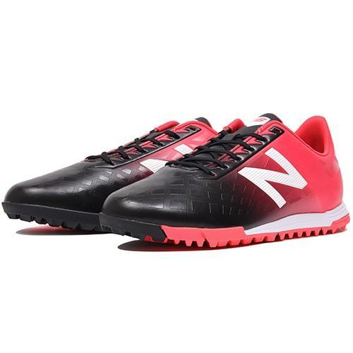 ニューバランス(New Balance) メンズ レディース サッカー トレーニングシューズ FURON DISPATCH TF ブラック/チェリー MSFDT BC4 2E フットサル トレーニング
