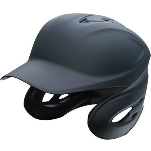 エスエスケイ(SSK) 硬式両耳付きヘルメット SSK-H8100M (70M)マットネイビー 野球 一般硬式用 高校野球 防具