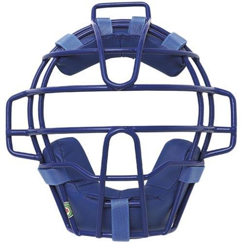 エスエスケイ(SSK) 少年軟式用マスク(C 号球対応) ブルー SSK-CNMJ151S 60 野球 プロテクター用品 防具