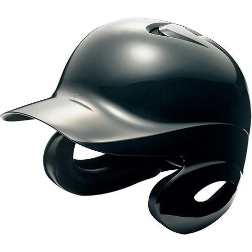 エスエスケイ(SSK) 硬式用 両耳付き ヘルメット ブラック H8500 90 野球 防具 硬式野球