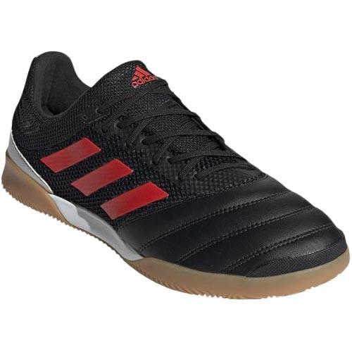 アディダス(adidas) メンズ フットサルシューズ コパ 19.3 IN サラ コアブラック/ハイレゾレッド/シルバーメット 170 DBF04 F35502 スポーツシューズ 靴 室内