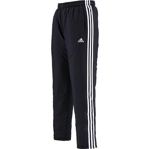 アディダス(adidas) メンズ レディース 野球 BSウォーマーパンツ ブラック/ホワイト FUX97 DW3698 スポーツウェア トレーニングウェア ロングパンツ