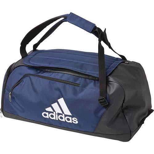 アディダス(adidas) メンズ 野球 EPS チームバッグ 50L ノーブルインディゴ NS DMD01 CX3974 ベースボール ボストンバッグ スポーツバッグ 遠征 部活