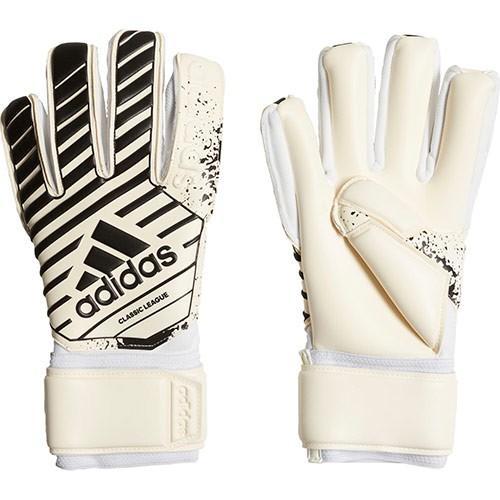 アディダス(adidas) サッカー キーパーグローブ クラシックリーグ ホワイト/ブラック EUB55 CW5617 GK ゴールキーパー 手袋