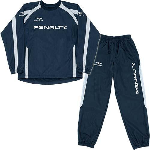 ペナルティ(PENALTY) ピステスーツ PO5409 81 サッカー フットサル ピステ ウィンドプレーカー 上下セット