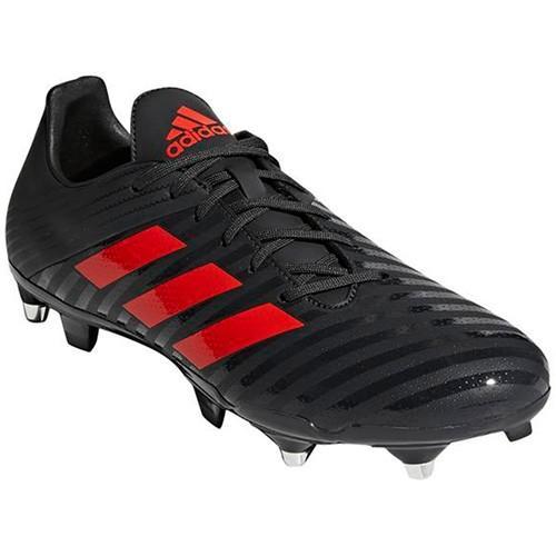 アディダス(adidas) マライス SG EFU41 CM7467 ライトブラウン/ハイレゾレッドS18/タルクS16 メンズ ラグビー スパイク シューズ 部活