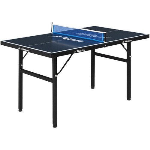 ニッタク(Nittaku) ミニ卓球台 ピポン PIPONG NT3301 9 ブルー 卓球 設備 備品